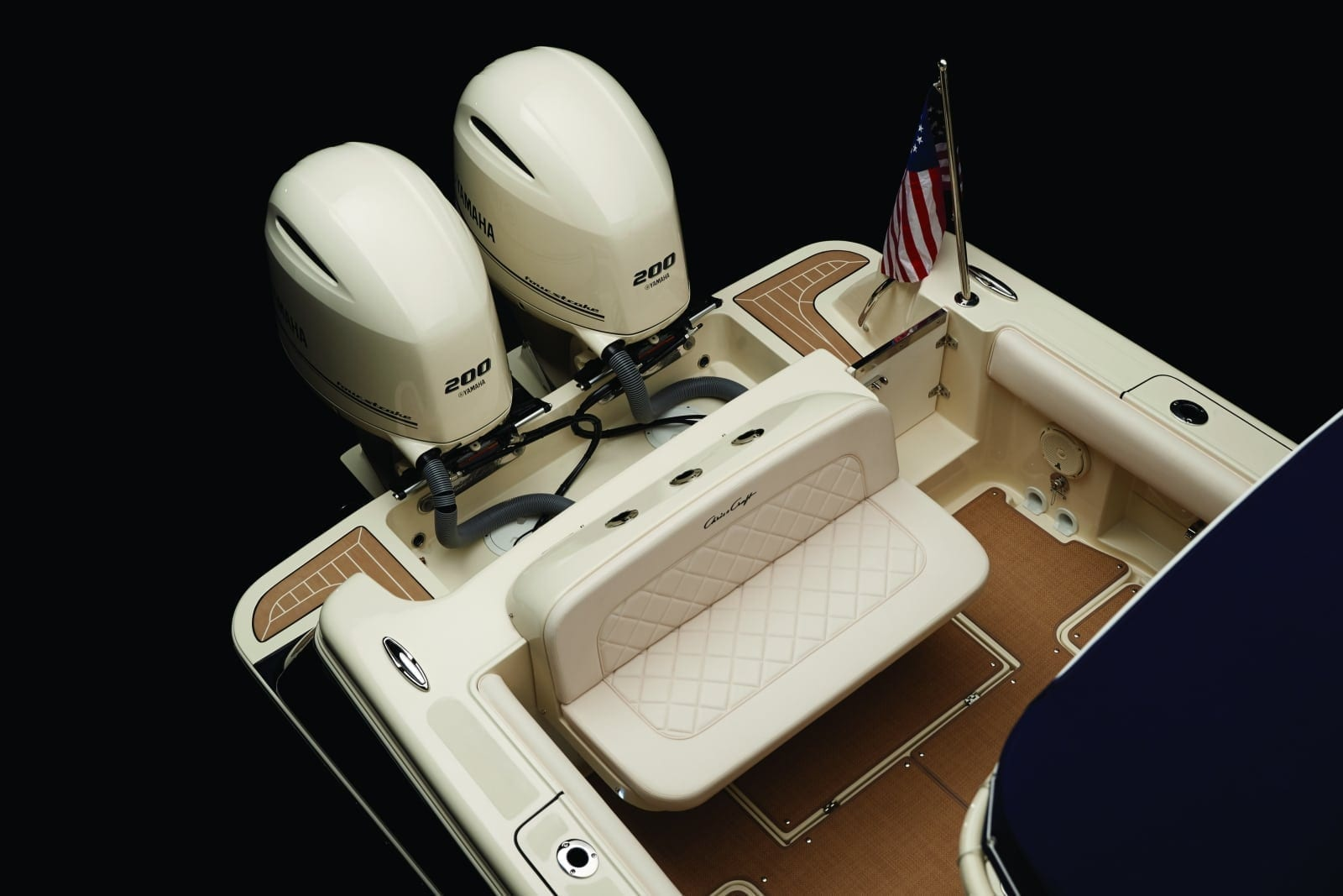 Chris Craft Catalina 26 Dual Outboard Engines