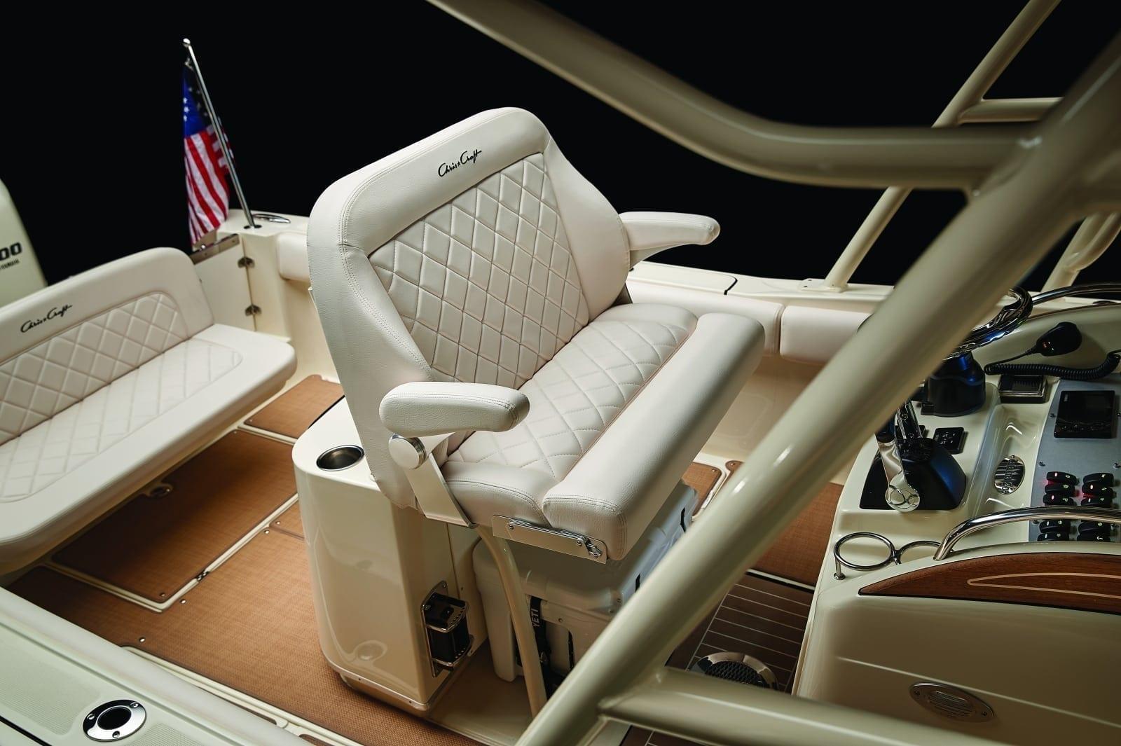 Chris Craft Catalina 26 Captains Chair