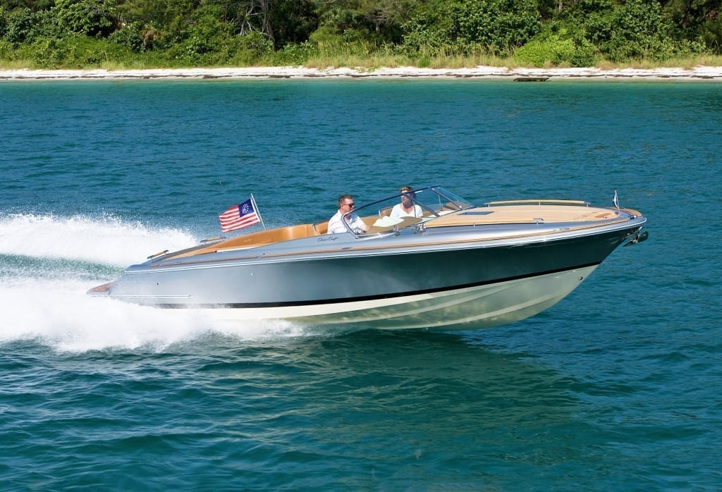 Chris Craft Corsair 29 Low Profile View