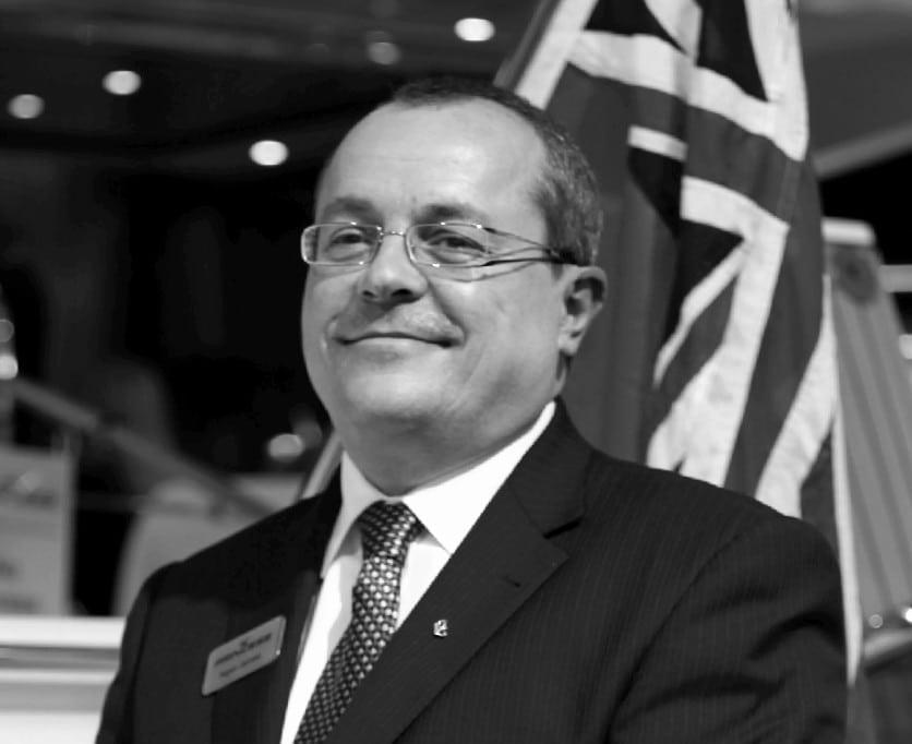 Nigel James Chris Craft Balearics Director