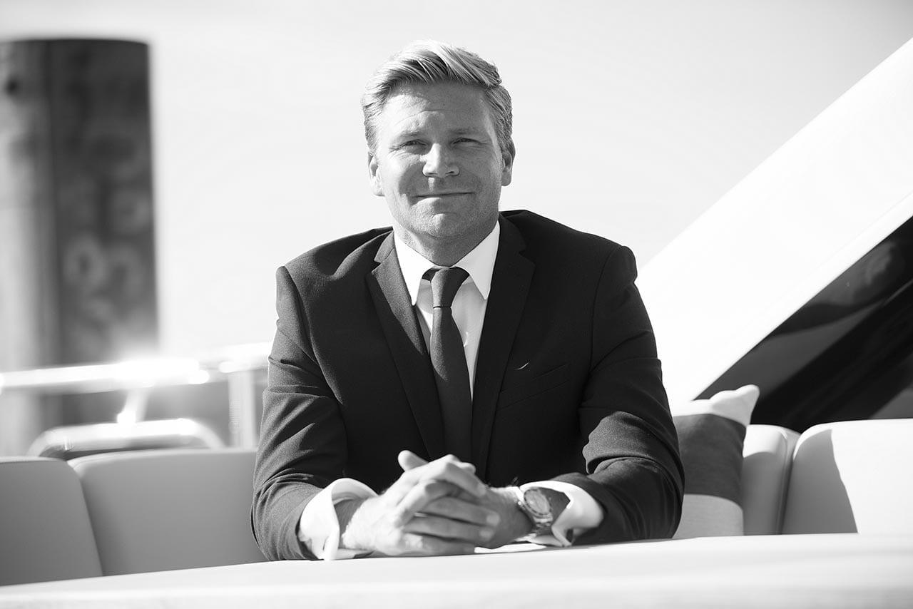 Ben Wyatt Chris Craft Balearics Brand Manager